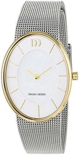 Danish Design Women's Quartz Watch Analogue Display and Stainless Steel Strap 3320227