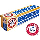 10x Arm & Hammer Total Care Toothpaste with Baking Soda & Flouride for Cavity Protection, Whitening, Removing Plaque & Tartar and Freshens Breath