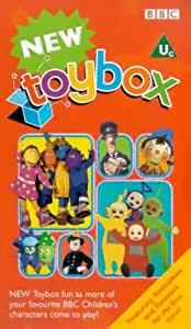 toybox   new toybox vhs amazon co uk video
