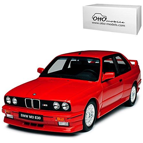 B-M-W 3er E30 M3 Coupe Rot 1982-1994 Nr 695 1/18 Otto gebraucht kaufen  Wird an jeden Ort in Deutschland