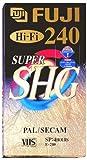 Fuji VHS DC-SHG E-240 Video-Kassette