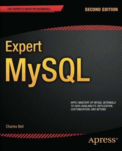 Expert MySQL (Expert's Voice in Databases) 2nd edition by Bell, Charles (2012) Paperback par Charles Bell
