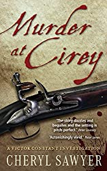 Murder at Cirey: A Victor Constant Investigation (The Victor Constant Mysteries Book 1)