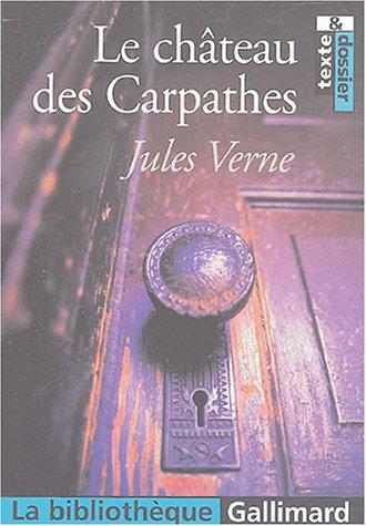 Le Château des Carpathes par Jules Verne