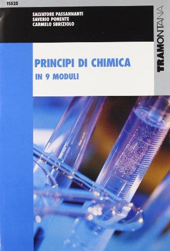 Principi di chimica. Volume unico. Per le Scuole superiori. Con CD-ROM