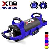 Xn8 Sports Power Bag Filled Weight Lifting Body Fitness Gym Boxing MMA Training