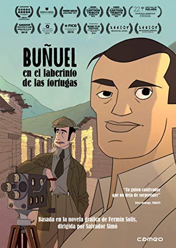 Buñuel En El Laberinto De Las Tortugas [DVD]