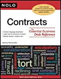 Contracts: The Essential Business Desk Reference by Richard Stim (2010) Paperback