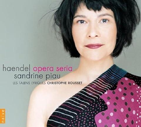 Sandrine Piau - Haendel Opera