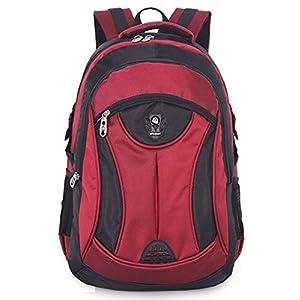 Viaje Mochilas Para Hombres Ni?os mochilas de escuela Senderismo Mochila bolsas de libros para la universidad
