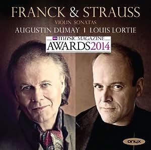 Strauss, Franck: Violinsonaten