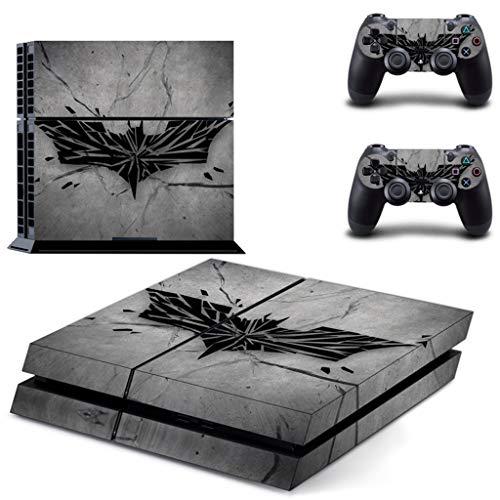 Adesivo per Pelli in Vinile Dark Element per PS4 Cover per Pelli per Controller Playstation 4 E 2