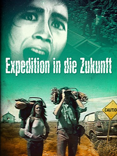 Expedition in die Zukunft Cover