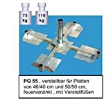 GROSS - PLATTEN - SCHIRMSTÄNDER - FÜR WEGEPLATTEN (40 x 40 cm oder 50 x 50 cm) - aus 4 mm Ø DEUTSCHEM STAHL - STABIELO - BIS 55 mm Ø - 80 µ GALAVANISCH VERZINKTER PLATTENSTÄNDER aus Metall für GROSSSCHIRME zum Einlegen von BETONPLATTEN 40 x 40 oder 50 x 50 cm - DER STABIELO ® SONNENSCHIRM PLATTENSTÄNDER für Schirmstöcke bis Ø 55 mm - MADE in GERMANY - Sonnenschirmhalter - HOLLY PRODUKTE STABIELO ® - INNOVATIONEN MADE in GERMANY - holly-sunshade ® - PREISE SO LANGE VORRAT REICHT - LIEFERUNG ohne PLATTEN - PRODUKTE MADE in BADEN WÜRTTEMBERG -