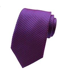 8ba967ef591 Xiang Ru Couleur Uni Vogue Cravate Homme Décoration Élégance ...