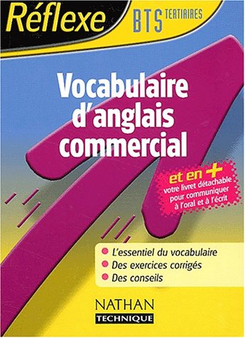 Vocabulaire anglais commercial, BTS tertiaires par Patricia Janiaud-Powell