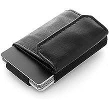 """Jaimie Jacobs Mini Wallet, Mini Geldbörse aus Textil, kleiner Geldbeutel, Mini-Portemonnaie für Herren """"Nano Boy Pocket"""""""