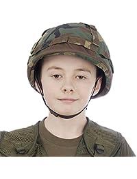 Kids Army Camouflage Helmet
