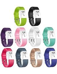 Fitbit Charge 2 Bracelet, BeneStellar Remplacement Bracelet pour Accessorie de Fitbit Charge 2