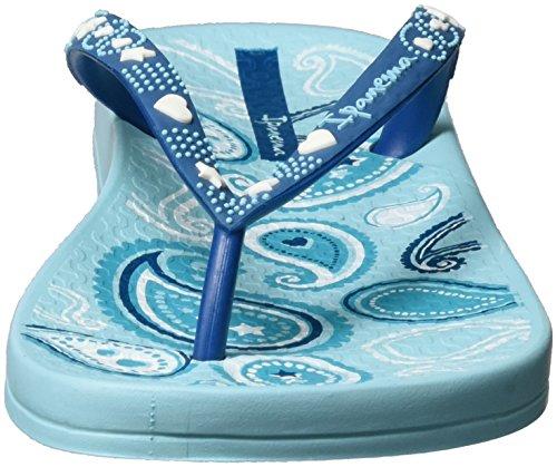Ipanema Anat. Lovely Vii Fem, Tongs Femme Mehrfarbig (blue/blue)