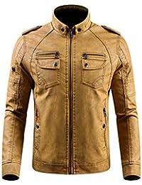 it Uomo Amazon Giubbotto Abbigliamento 4xl Uomo Ecopelle Uwpwqz