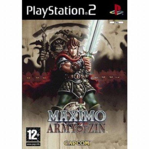 Maximo vs Army of Zin für PS2 / PAL (2-maximo Playstation)