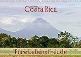Costa Rica - Pure Lebensfreude (Wandkalender 2020 DIN A3 quer): In Costa Rica tanzen die Lebensgeister Salsa (Monatskalender, 14 Seiten ) (CALVENDO Orte) -