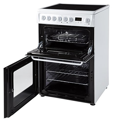 Hotpoint HAE60PS Freestanding Electric Cooker – White