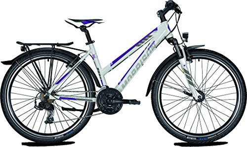 Morrison Kinder-/Jugendrad ATB Mescalero S26 SE Trapez 26' 24G Freilauf, Rahmenhöhen:48, Farben:White/Violet Matt