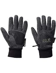 Jack Wolfskin Unisex Handschuhe Knitted Stormlock