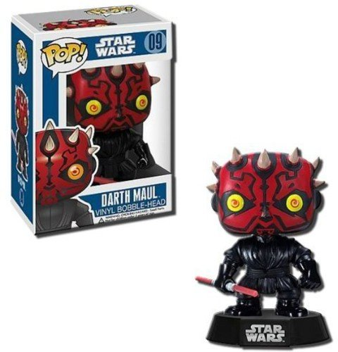 POP! Bobble - Star Wars: Darth Maul