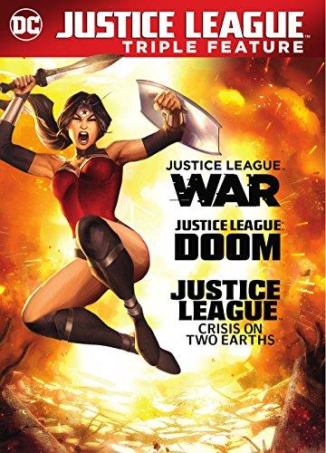 Justice League:War/Doom/Crisis [DVD-AUDIO]
