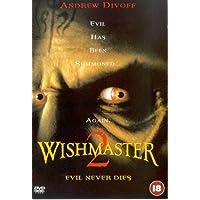 Wishmaster 2 - Evil Never Dies [DVD]