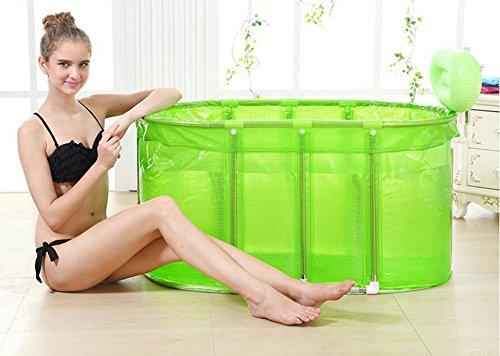 Falten Bad Badewanne Blase Bad Tub Erwachsene Badewanne Edelstahl Stent Bad