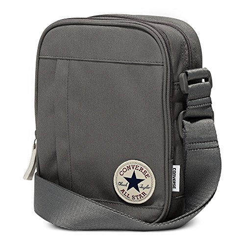 Converse Poly Cross Body Bandolera, 22 cm, CHARCOAL