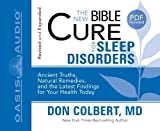 The New Bible Cure for Sleep Disorders by Don Colbert (2010-04-27)