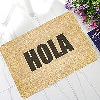 Letter Funny Welcome Home Entrance Floor Rug Non-slip Doormat Outdoor Mat