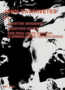 John Cassavetes Collection 1 (3 DVDs)