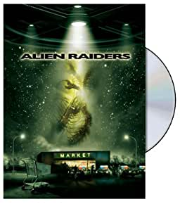 Alien Raiders: Raw Feed Series [DVD] [2009] [Region 1] [US Import] [NTSC]