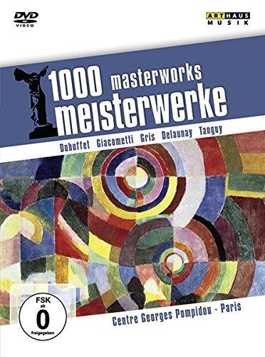 Land Frühstückstisch (1000 Meisterwerke - Centre Georges Pompidou - Paris, 1 DVD)