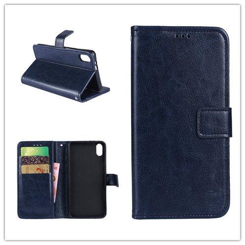 Custodia® Flip Brieftasche Hülle mit Standfunktion für Umi Umidigi One Max(Muster 7)