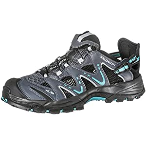 SALOMON Damen Leichtwanderschuhe Redwood 3″