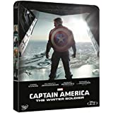 Return of the First Avenger [Blu-ray+DVD] limited Steelbook, Import, Deutscher Ton