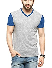 d9eaa52421c Amazon.in  Multicoloured - T-Shirts   Polos   Men  Clothing ...