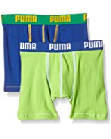 Puma 525015001 - Boxer - Lot de 2 - Uni - Garçon