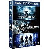 Science-Fiction n° 1 : Titanium + Spaceship + Star Cruiser