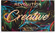 Makeup Revolution Creative Vol 1, Multicolor, 12 g
