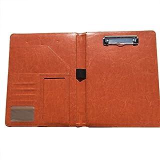 Ardisle A4 Conference Folder Business Faux Leather Document Case Bag Portfolio