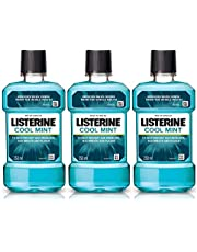 LISTERINE COOL MINT MOUTH WASH 250ML(BUY2 GET 1FREE)