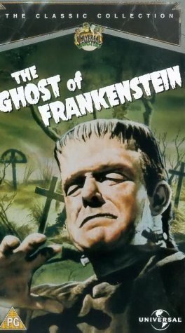 Price comparison product image The Ghost Of Frankenstein [VHS]